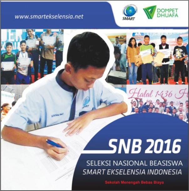 Seleksi Nasional Beasiswa Smart Ekselensia