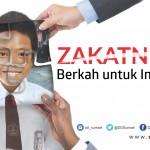 Kampanye Zakatnesia DD Sumsel untuk Ramadhan 1437 H