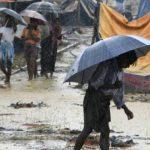 kamp pengungsi Rohingya di Cox Bazar dalam kondisi tidak sehat/ AFP