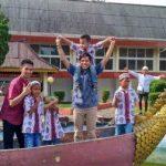 suasana education trip DDV Sumsel di Museum balaputra Dewa Palembang (15/10)