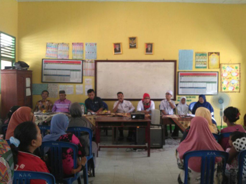 Suasana Parenting Day bersama DD Sumsel di Su 2 Palembang