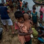 Pengungsi Rohingya. Foto: Anadolu