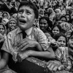 """Pemimpin ASEAN dalam KTT ASEAN ke-31 tidak tegas menyikapi penguasa militer Myanmar yang melakukan berbagai pelanggaran HAM terhadap etnis Rohingya, bahkan sebutan """"rohingya"""" tidak ditampilkan dalam deklarasi pertemuan (BBC)"""