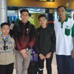 Penjemputan Siswa Smart Ekselensia Indonesia di Bandara SMB II (16/12)