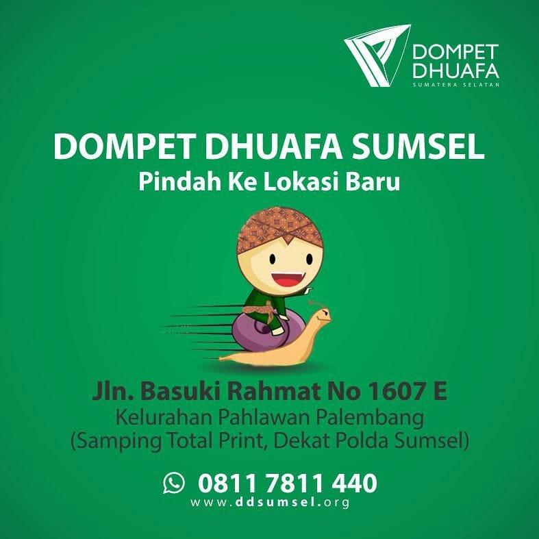 DD Sumsel Pindah kantor
