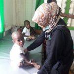 Assesment KLB Gizi Buruk dan Campak di Asmat Dompet Dhuafa Membentang Kebaikan