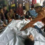 praktek pengurusan jenazah bersama YAKIN Minggu (15/4)