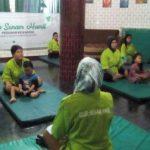 senam hamil dan kelas ASI rutin bersama DD Sumsel (26/4)