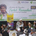 Tarhib Ramadhan DD Sumsel bersama Ustadz Derry Sulaiman di Masjid Ar-Raiyah, Sabtu (12/5)
