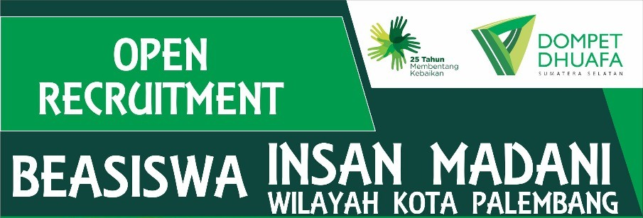 Open Recruitment BIM Palembang 2018